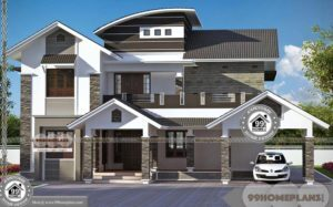 Double Storey Home Builders Perth with Indian Style House Design Plans