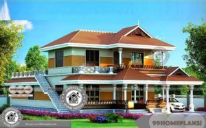 Double Story House Prices New Traditional Home Design Plan Collections