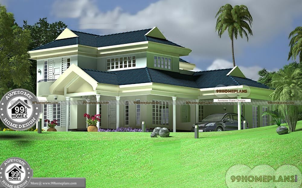 Elevated bungalow house plans two floor traditional for Traditional bungalow house plans