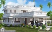 Floor Plan For 4 Bedroom House with Royal Touch Modern Collections