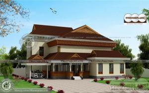 Free Indian House Plans with Modern Huge 2 Story Home Collection Ideas