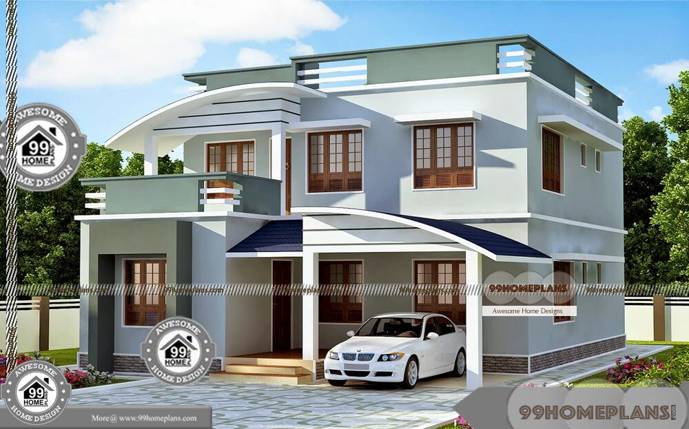 Awesome Home Design 2 Floors Gallery - Decoration Design Ideas ...