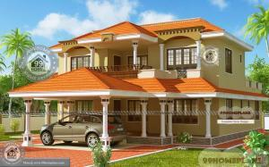 House Structure Design with Most Beautiful Ultra Modern Home Designs