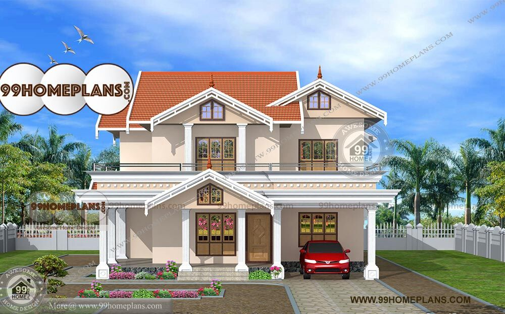 Indian Home Exterior Design Photos Middle Class with ...