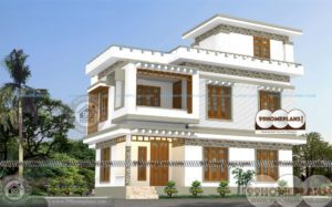 Indian House Designs And Floor Plans Free Two Story Simple Bungalows