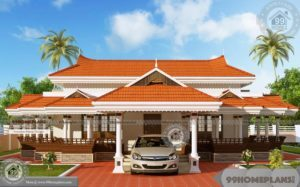 Large Single Story House Plans with Dream Home Styles & Patterns Free