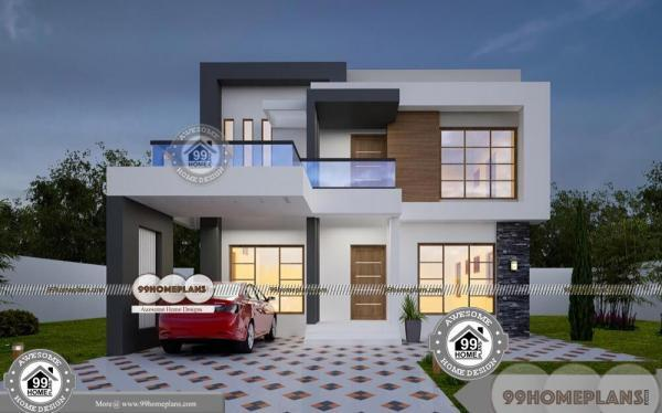 Low price house model with very basic modified complete plans designs