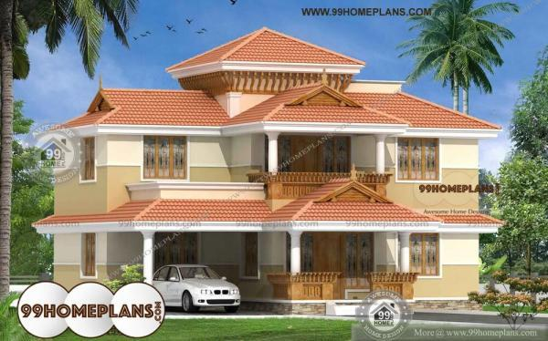 Modern Bungalow House Designs And Floor Plans With 2 Home Idea