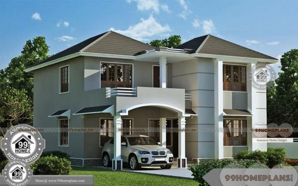 Two Storey Home Designs.