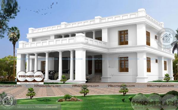 modern house plans in kerala with photo gallery big budget home ideas