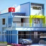 Most Economical Homes To Build with 2 Story Modern Trendy Selections