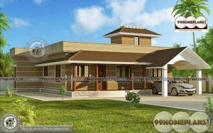 One Level House Plans Home Interior