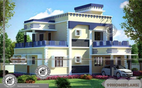 Philippine House Design Two Storey With 3d Elevation And Typical Design