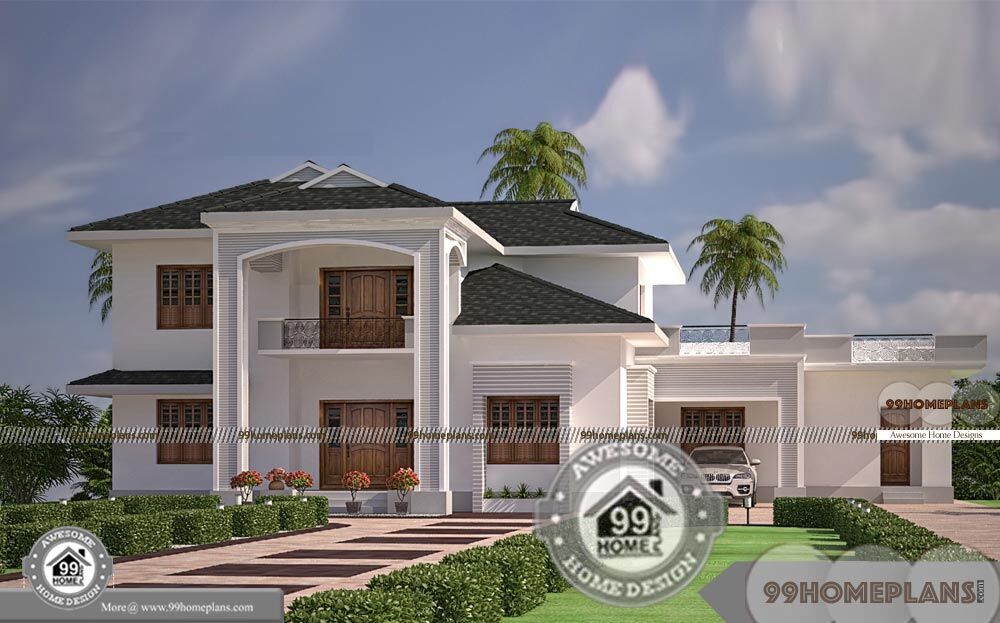 Residential house plans designs two floor affordable low for Economy home plans