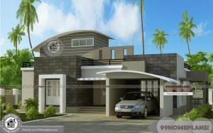 Single Story House Plans With Garage & Duplex Home Projects Selections