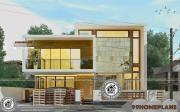 Southern Style Home Plans Double Floor Affordable and Low Budget Ideas