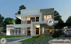 Standard House Floor Plans Double Floor Fashion and Trendy Home Idea