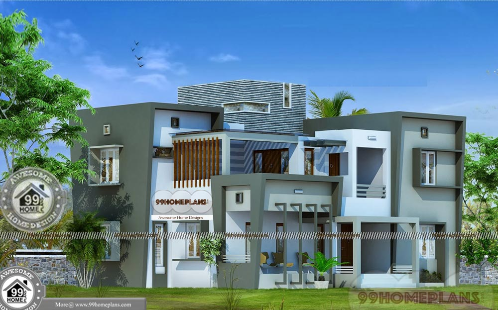 Two Story Simple House Plans with Amazing Styles of Home Concept Free
