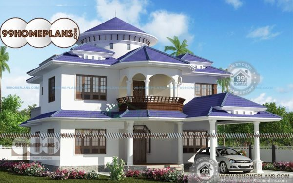 Veedu plans at kerala model with exclusive traditional two for Veedu models of kerala