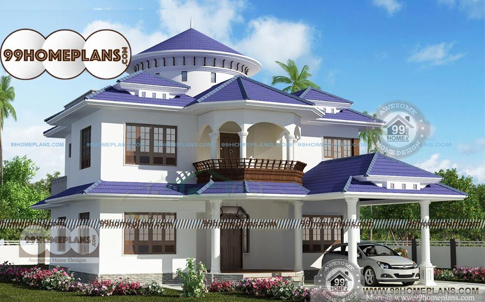 Veedu Plans At Kerala Model With Exclusive Traditional Two