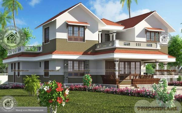 Virtual house plans with latest small modern 2 story home for Virtual house plans