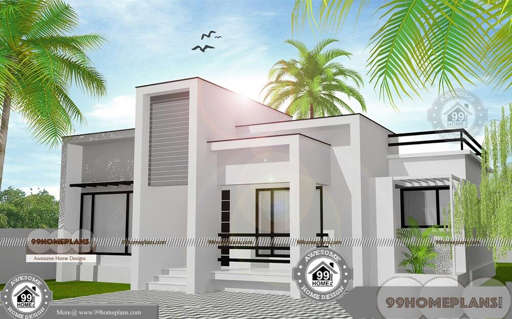 Budget Of This House Is 16 Lakhs U2013 1 Story Country House Plans