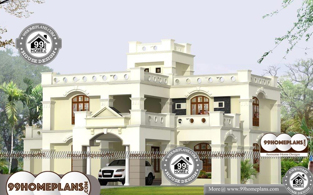 2 Floor House Design - 2 Story 3650 sqft-Home