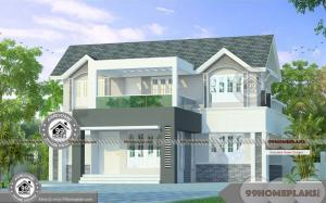 2 Storey House Design Pictures with Mind Blowing Modern Projects Online