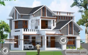 2 Storey Townhouse Designs and Very Stylish, Cheap Rate Selected Plans