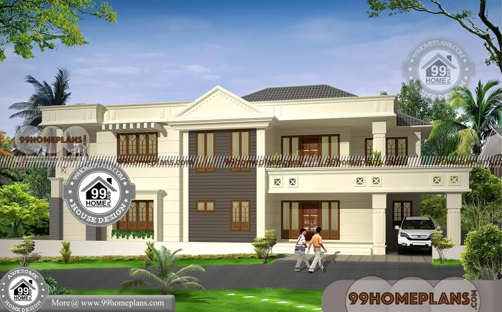 2 Story Bungalow House Plans Above 3000 Sq Ft Modern