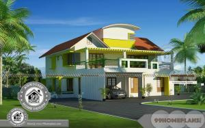 3 Bedroom 2 Storey House Plans & Perfect Matching for Today's Lifestyle