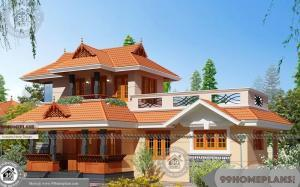 House plans+kerala style traditional