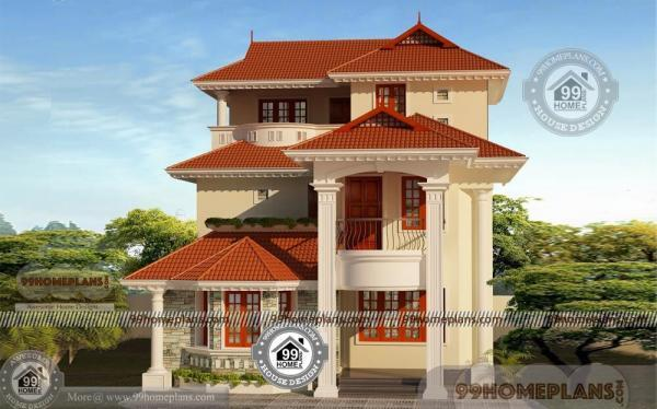 3 Story Modern House Plans with Traditional Outstanding Model Homes