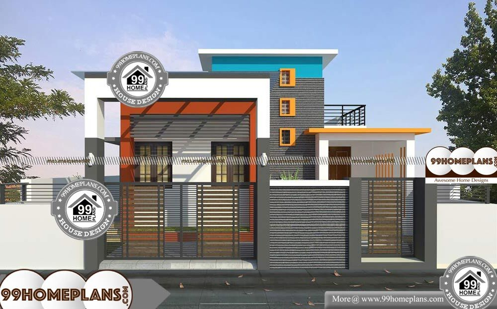 30 X 50 Feet House Plans With Single Story Plan