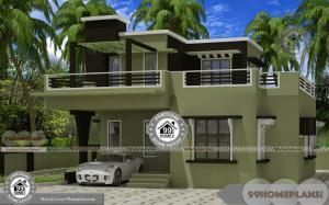30 X 44 House Plans 2 Story Low Economy Eye Catching Home Designs