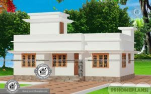 30x40 House Plans Single Story Small & Stylish Low Budget Home Gallery