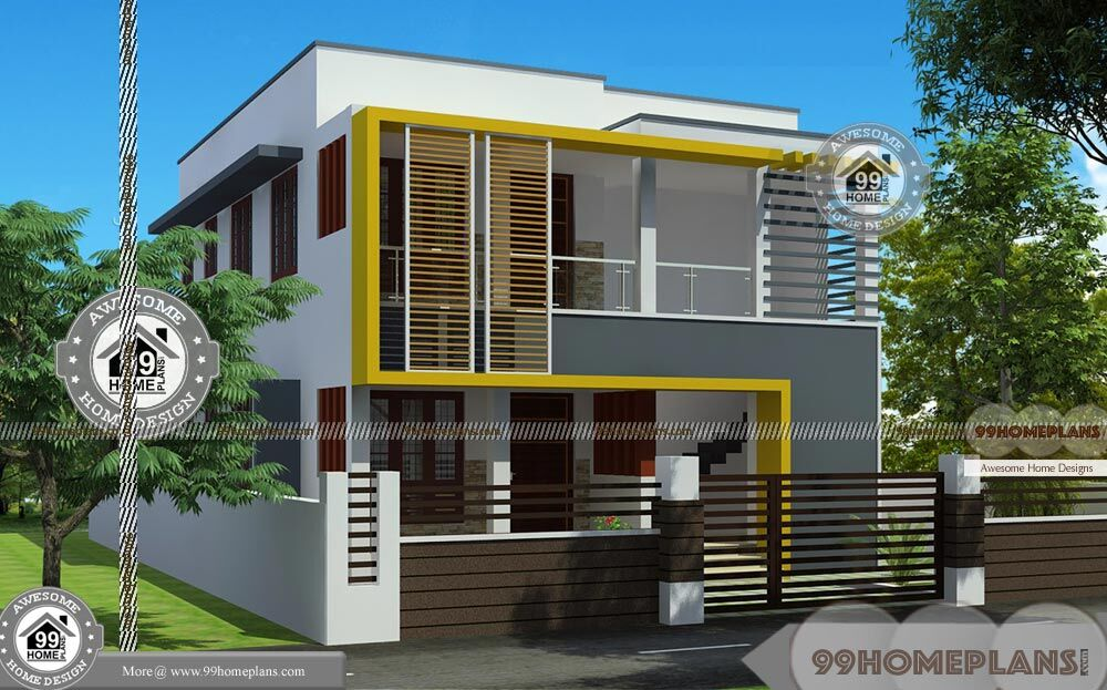 Home Design 40*50 Part - 25: Budget Of This House Is 34 Lakhs U2013 40 By 50 House Plans