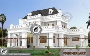 5 Bedroom Bungalow Building Plan 2 Story Best Cost Effective Collections