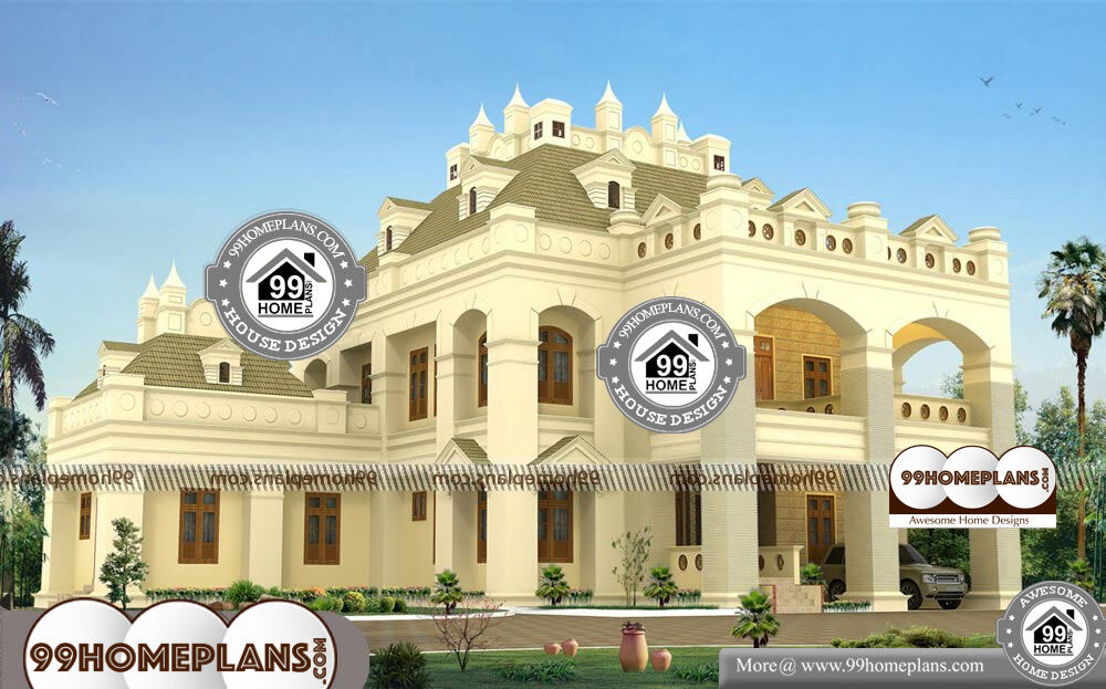 Award winning bungalow house plans with low budget modern for Award winning one story house plans
