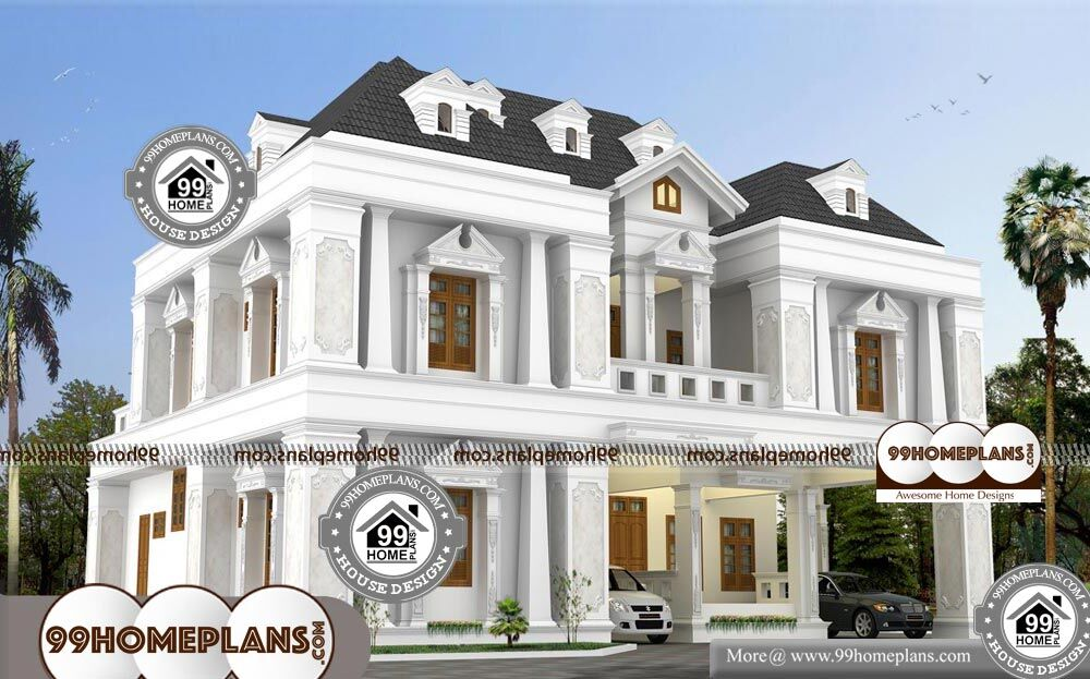 Comfortable 2 Story Home Designs Images - Home Decorating Ideas ...