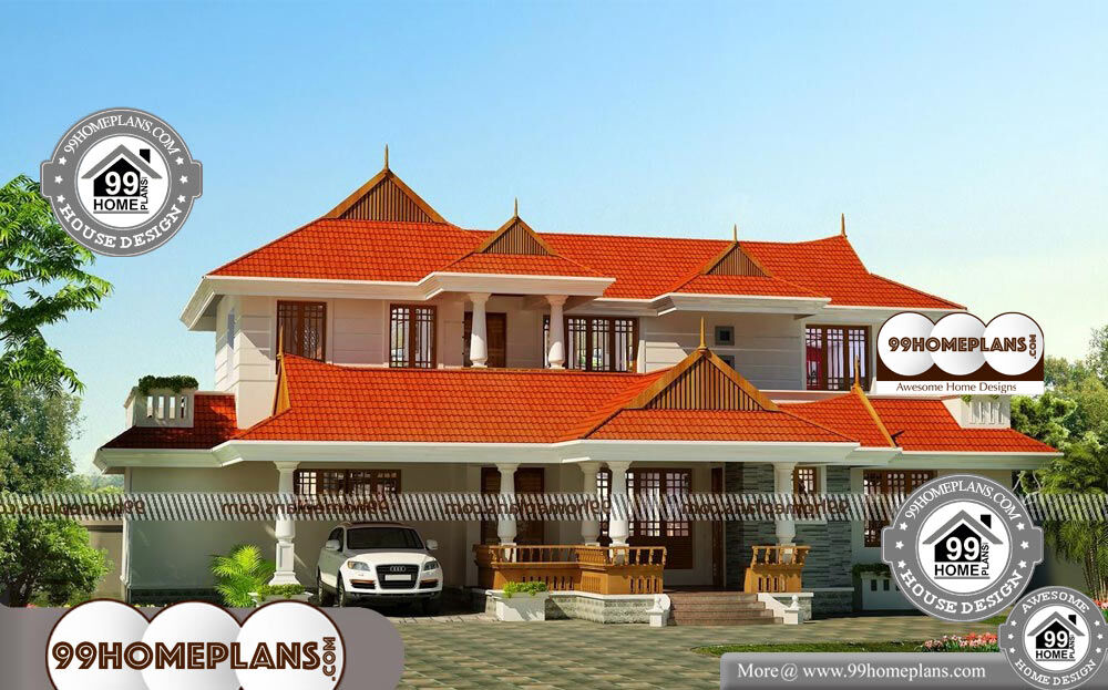 Cheap Double Story Homes - 2 Story 2250 sqft-Home