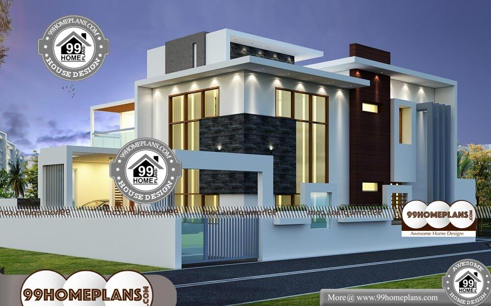 Double Storey Home Designs - 2 Story 2700 sqft-Home