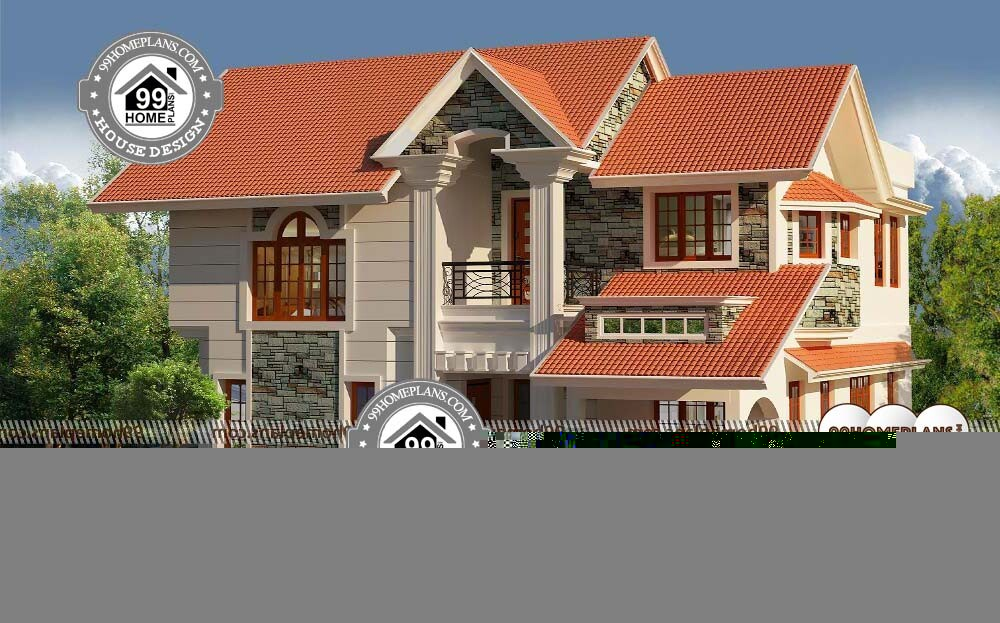 Double Story Homes - 2 Story 2750 sqft-Home