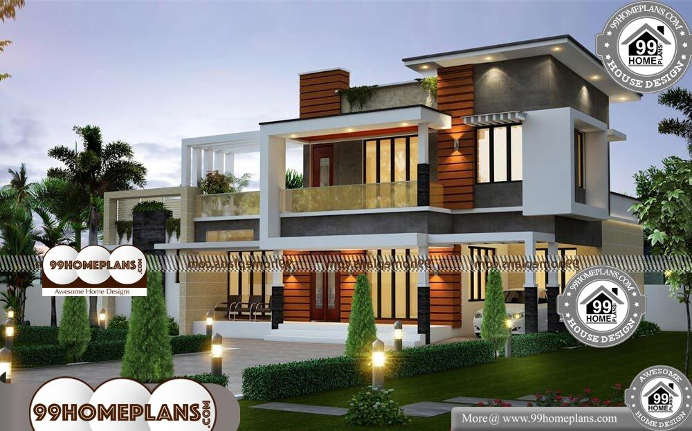 Small 3 Bedroom House Floor Plans & Modern Low Budget ...