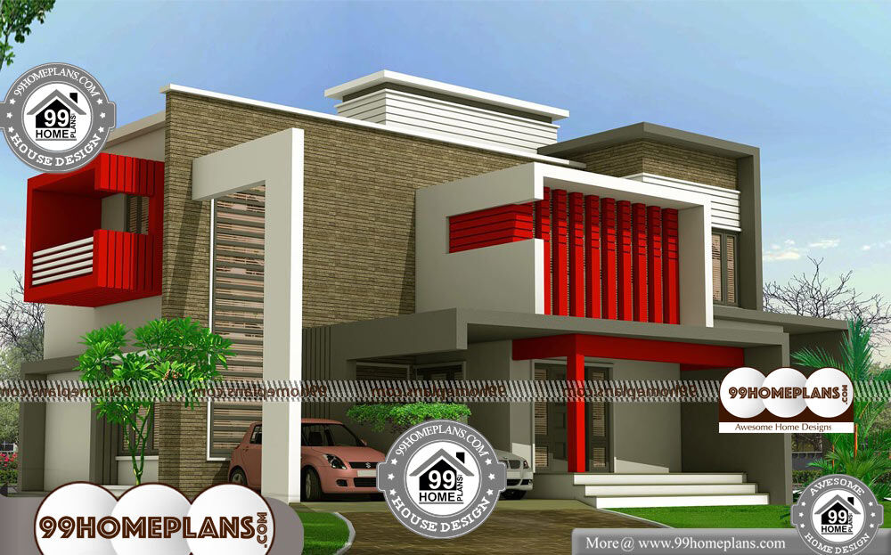 Two Floor House Plans - 2 Story 2596 sqft-Home