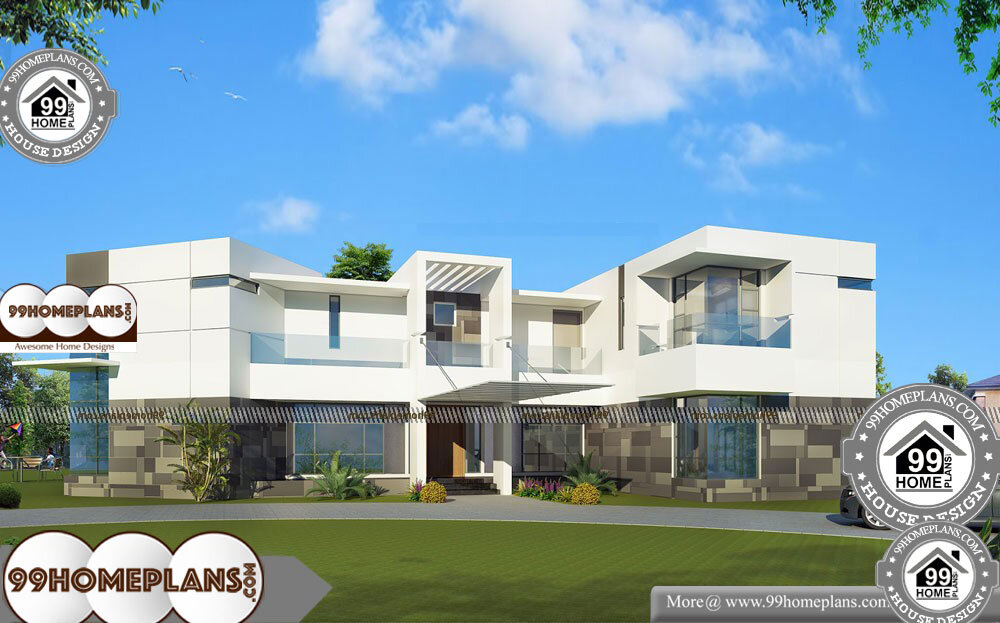 Two Storey Homes With Rear Balcony and Beautiful Italian ...