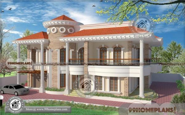 Affordable 5 Bedroom House Plans with New Models of Home Collections