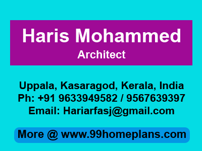 Architect Haris Mohammed Kasaragod