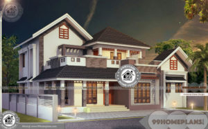 Architectural Designs For Modern Houses with Ethnic Style Home Plans