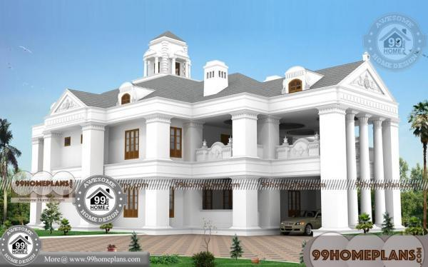 Australian Bungalow House Plans with 2 Story Structural Residence Plans